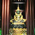 Buddha d'emmeraude - Chiang Rai