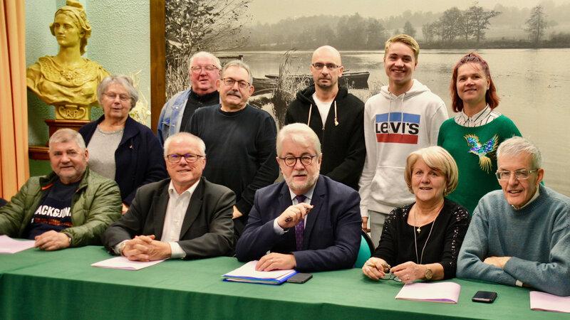 COUPES CEINTURES NOIRES JUDO 2018 organisateurs