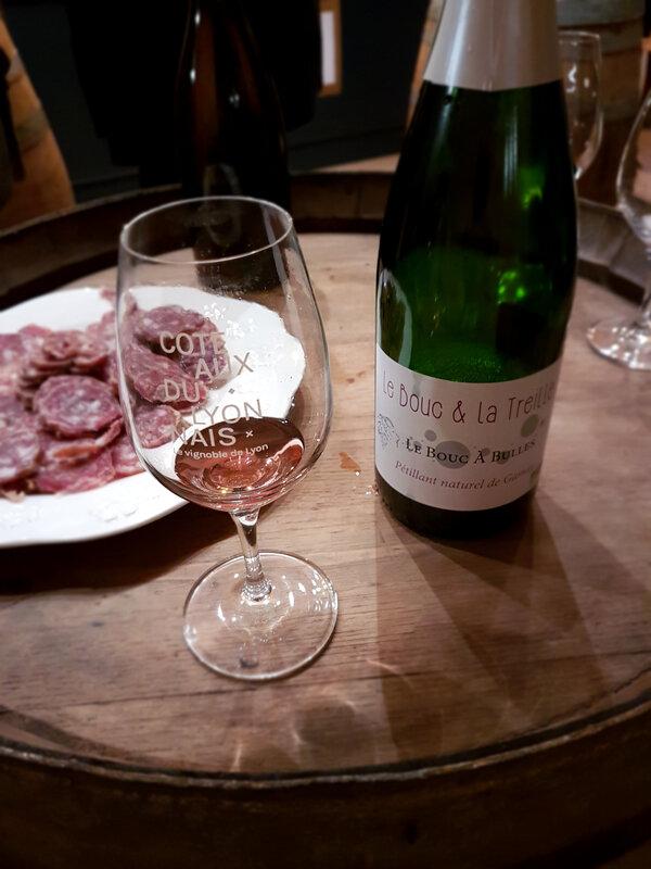 chez cathytutu inauguration nouveau caveau de degustation du vin le bouc et la treille poleymieux au mont dor (39)
