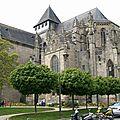 Dinan - église très belle