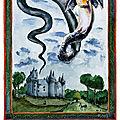 Hommage à la fée mélusine - carte n°6