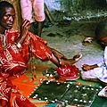 L'origine des grands maitre marabouts traditionnel