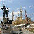La statue des martyrs
