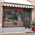 Fromandises thann haut-rhin épicerie fromagerie devanture vitrine jeu de mot humour photo