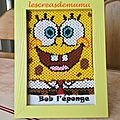 Tapisserie Bob l'éponge