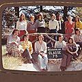 Classe en 5 - 20 ans en 1975