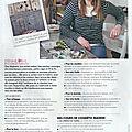 Publication presse
