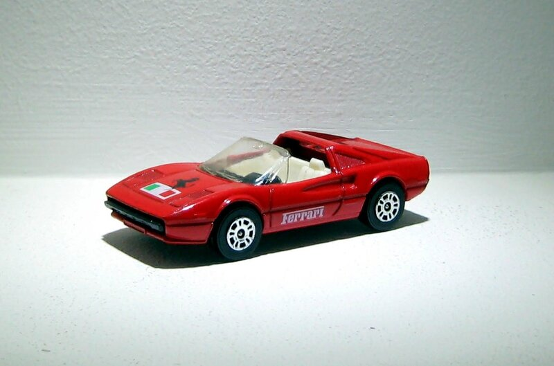 Ferrari 308 GTS (Corgi)