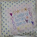 l'amitié ça mets des étoiles dans le coeur source inconnue 2009