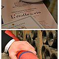 Couture Bouchard Etoffe du vin Hospices de Beaune 2014