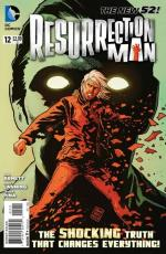 new 52 resurrection man 12