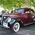 Matford v8-f82a berline 1938