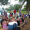 ACCUEIL CONVIVIAL AIRE DE PUNUII 3 SEPTEMBRE 2011