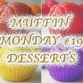 Muffins forêt noire - muffins monday # 19