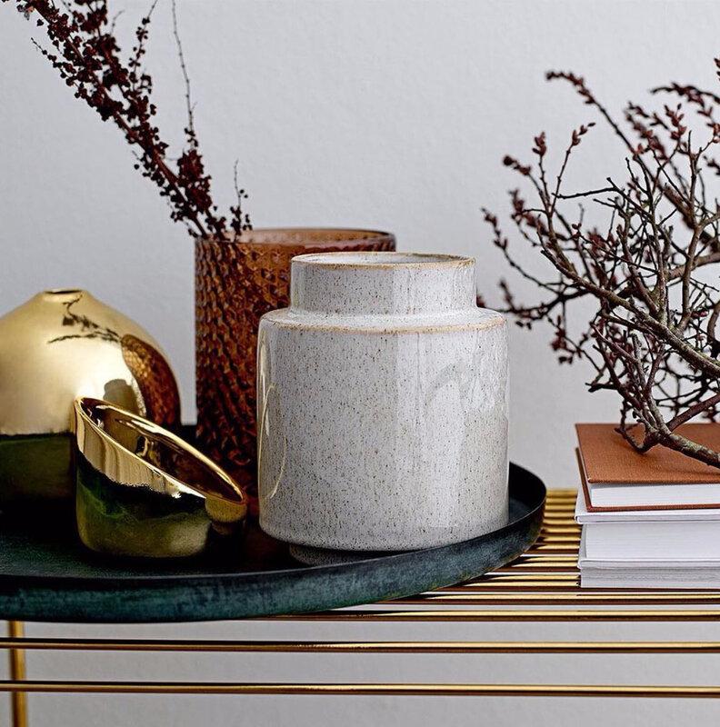 vases ceramique verre