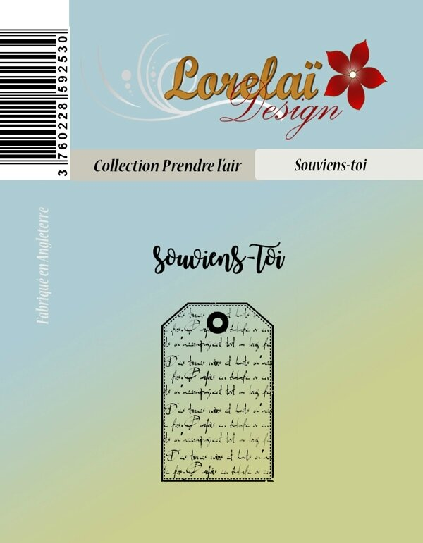 souviens-toi PACKAGING600