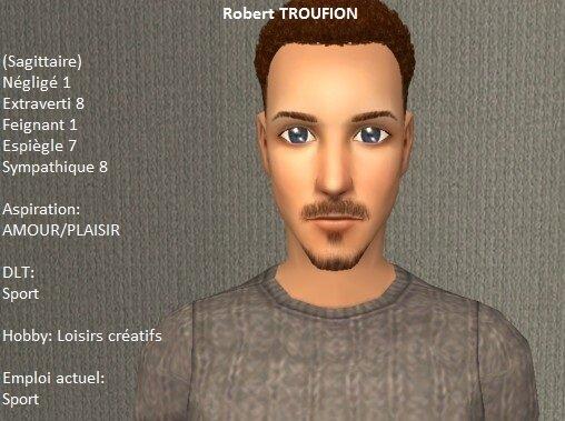 Robert Troufion
