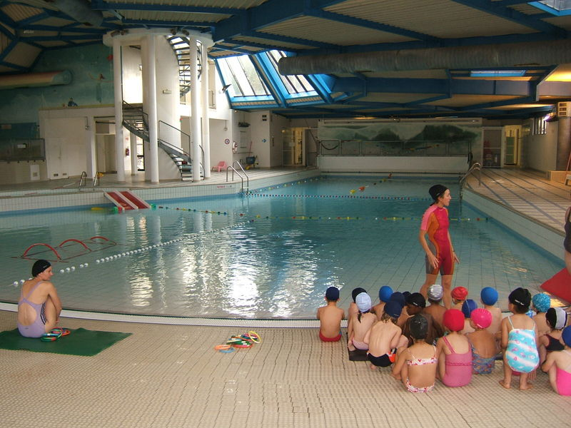 La piscine maternelle jacques brel for Montauban piscine
