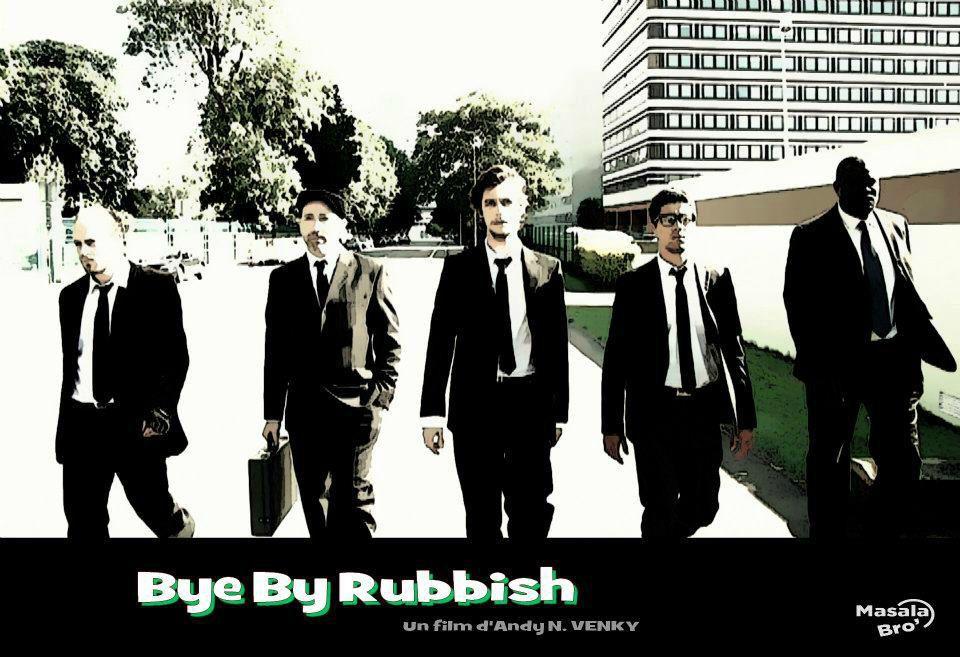Bye By Rubbish - Film