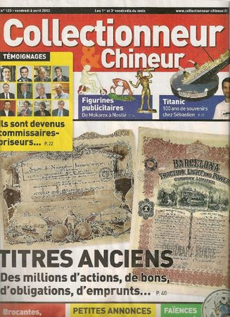 Collectionneeurs & Chineurs 1a