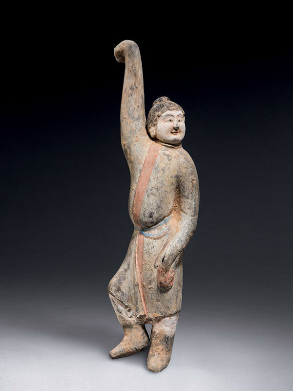 Pottery_figure_of_a_foreign_dancer__China__Tang_dynasty__618___906___Ben_Janssens_Oriental_Art
