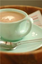 Chocolat chaud, châtaigne & lait de coco_2