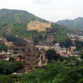 jaipur fort damber view585