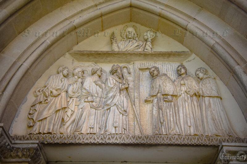 La chapelle du catéchumène Saint Martin de Ligugé (3)