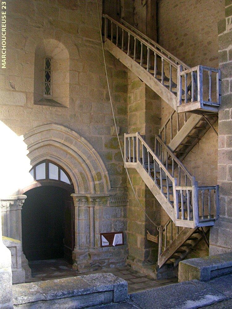 église de Jabreilles
