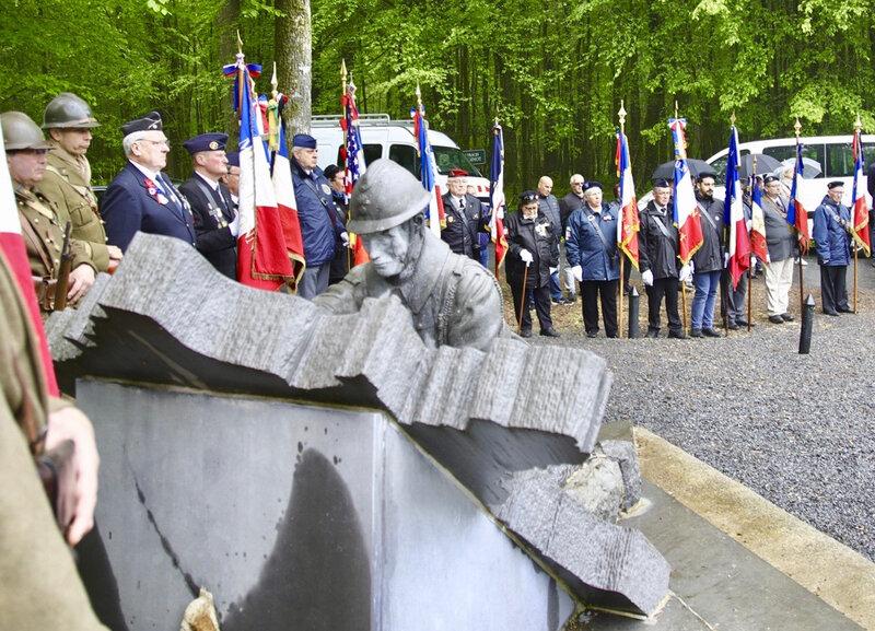 ST-MICHEL SOUVENIR DE MAI 1940 2019 monument