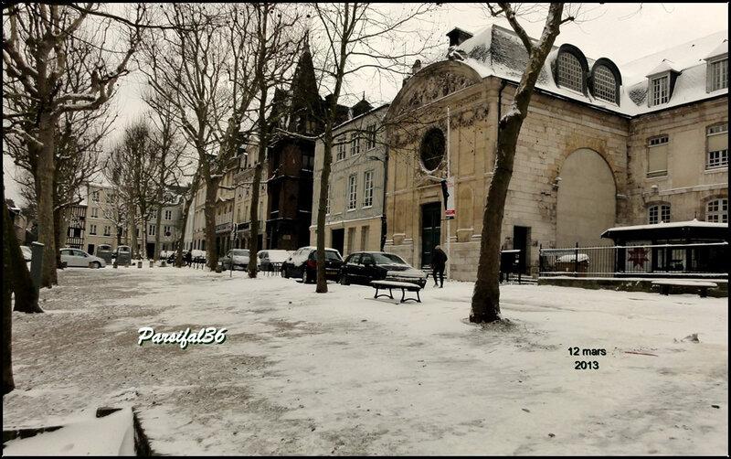 Place de la Rougemare 2013
