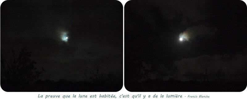 Quartier Drouot - Lune