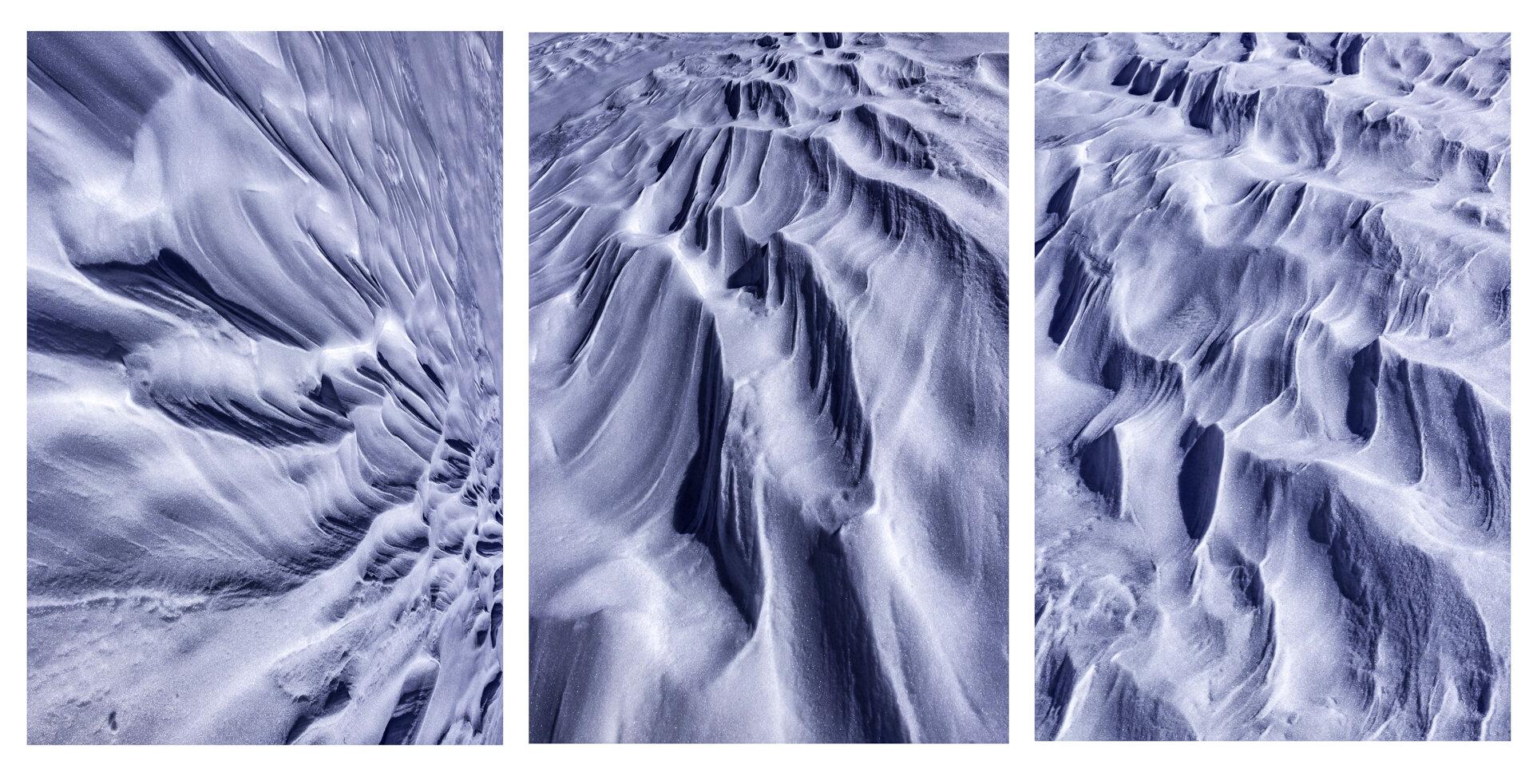Les traces du vent