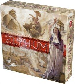 Boutique jeux de société - Pontivy - morbihan - ludis factory - elysium