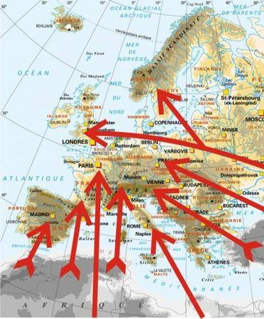 Europe-Carte-Invasion