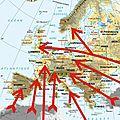10% d'augmentation du nombre de demandeurs d'asile en union européenne en 2012