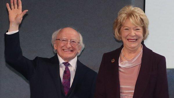 Higgins President Elected 2018