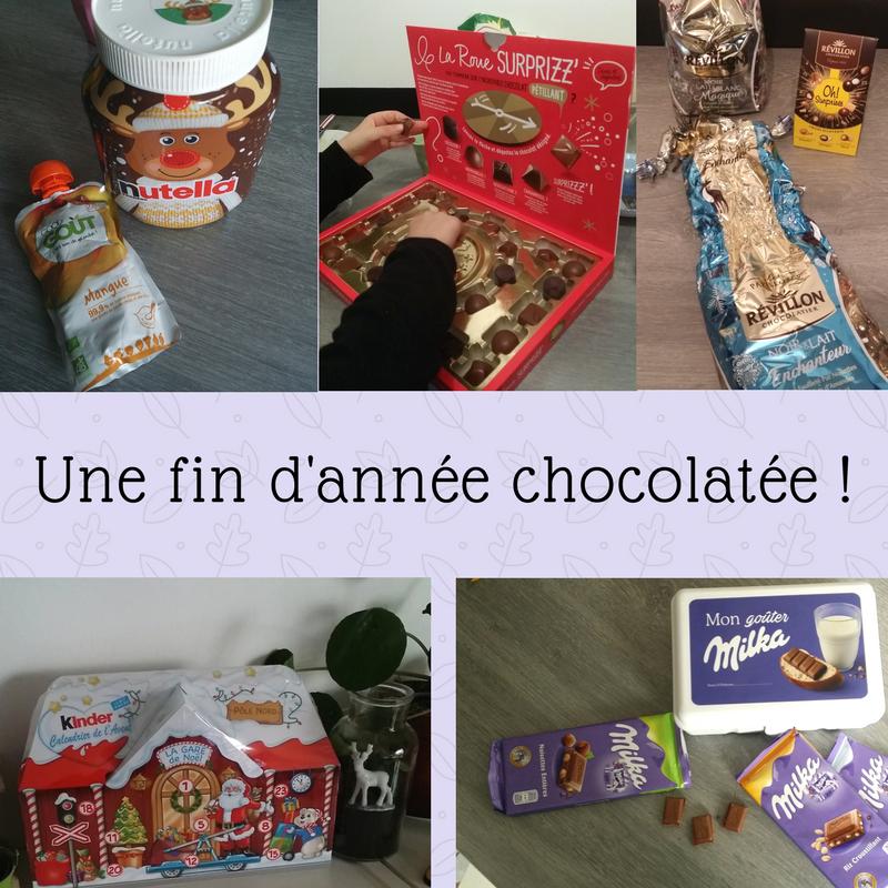 Chocolat-calendrier