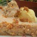 Cheesecake au potiron =d