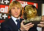 BALLON D'OR 2003 PAVEL