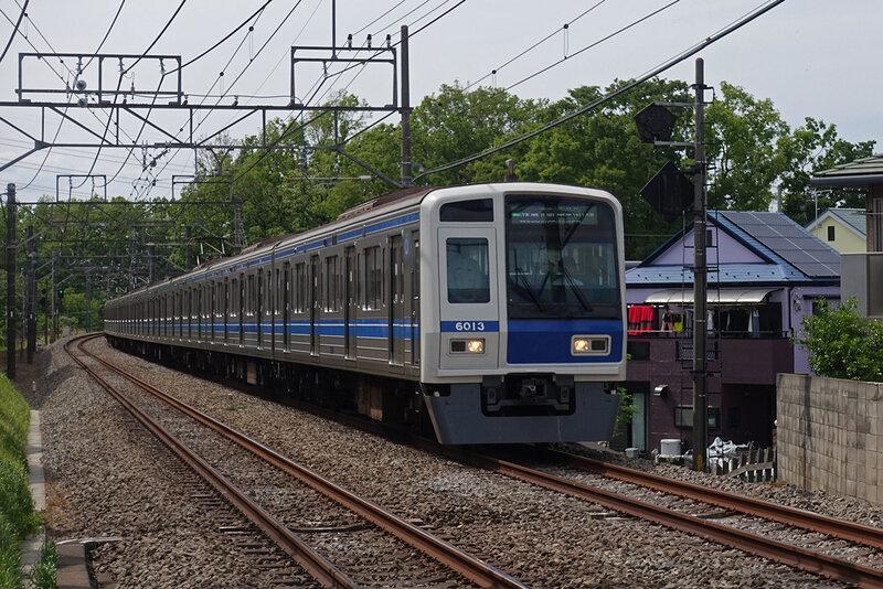 Seibu 6000
