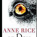 Le don du loup – anne rice