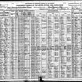 USA census 1920 Emil MONDZECH