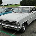 Chevrolet chevy ii nova 4door sedan-1967