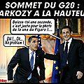 Sarkozy domine le sommet du g20