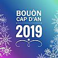 Païs nissart vous souhaite une bonne et heureuse année 2019