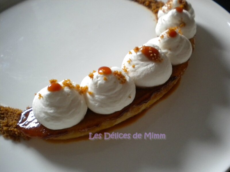 The banoffee, façon Christophe Michalak 4