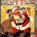 Père Noël. 28.Print Artist.