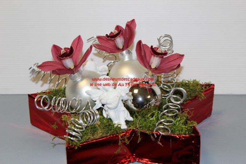 composition Noël au Fil des Fleurs (10)