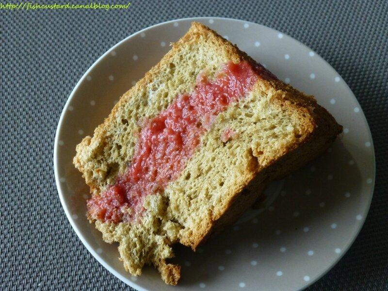 Angel Food Cake au matcha (40)